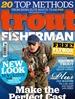 Trout Fisherman kansi
