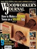 Woodworkers Journal kansi
