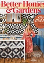 Better Homes And Gardens kansi 2018 2